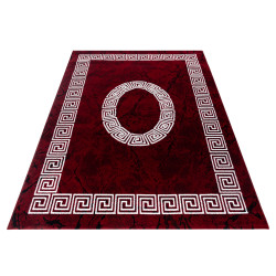 Kusový koberec Plus 8009 red