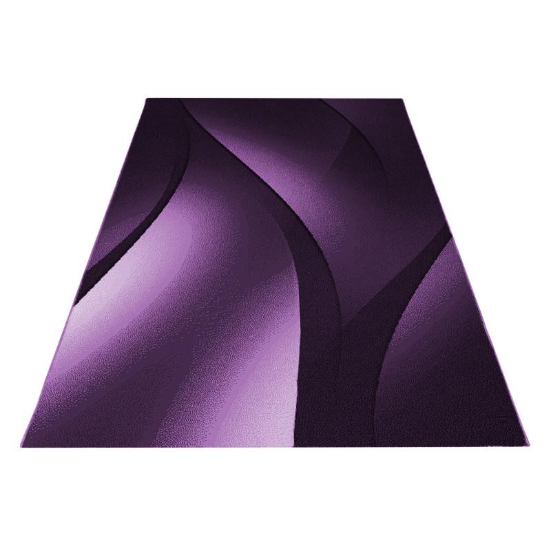 Kusový koberec Plus 8010 lila