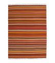 Ručně tkaný kusový koberec KILIM 781 TERRACOTA