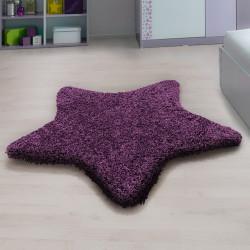 Kusový koberec Star 1300 lila