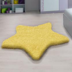 Kusový koberec Star 1300 yellow
