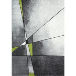 Kusový koberec Brilliance 21807 grey-yellow
