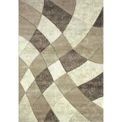 Kusový koberec Daisy Carving beige 7835