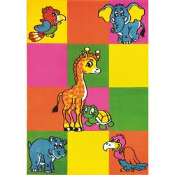 Kusový koberec Bambi multicolor