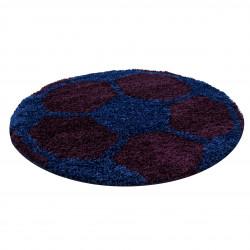 Kusový koberec Fun 6001 navy