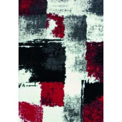 AKCE: Kusový koberec Orion red 7428