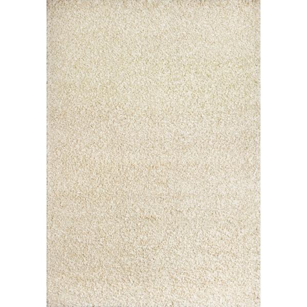 Spoltex koberce Liberec Kusový koberec Expo Shaggy 5699-366, koberců 60x115 Béžová - Vrácení do 1 roku ZDARMA