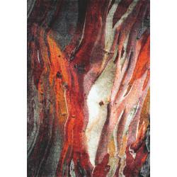 Kusový koberec Rust red 21304-910