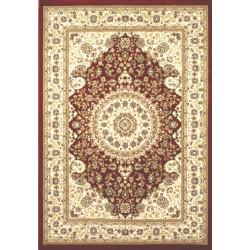 Kusový koberec Salyut red 1566 A
