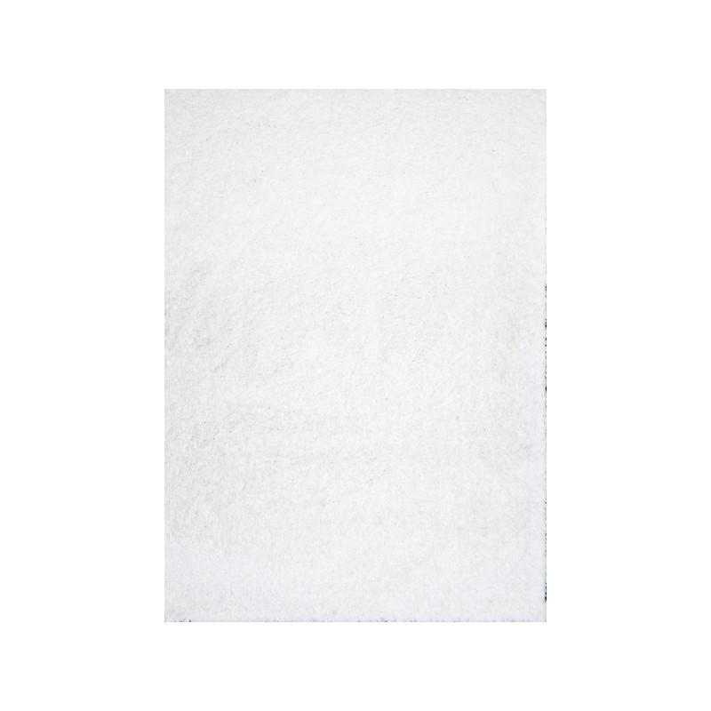 Kusový Koberec Shaggy Plus White 963