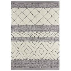 Kusový koberec Handira 103906 Black/Cream