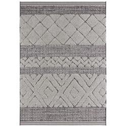 Kusový koberec Handira 103904 Black/Grey