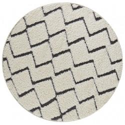 Kusový koberec Handira 103916 Cream/Black