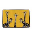 Textilní rohož Friendly Giraffes