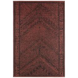 Kusový koberec Jaffa 104050 Red/Terra/Black