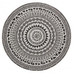 Kusový koberec Twin Supreme 103856 Black/Cream