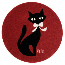 Kusový koberec Viva 104049 Bordeaux z kolekce Elle