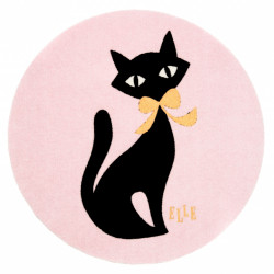 Kusový koberec Viva 104048 Pink z kolekce Elle