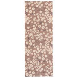 Protiskluzový běhoun Viva 104037 Brown/Cream z kolekce Elle