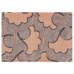 Protiskluzová rohožka Viva 104030 Brown/Grey z kolekce Elle