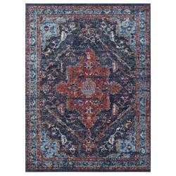 Kusový koberec Lugar 104090 Denim Blue