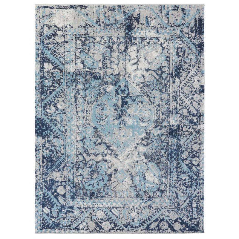 Kusový koberec Lugar 104088 Sky Blue