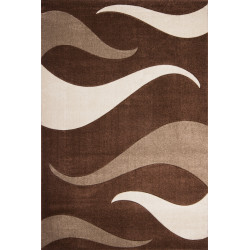 Kusový koberec Havanna Carving HAV 406 coffee