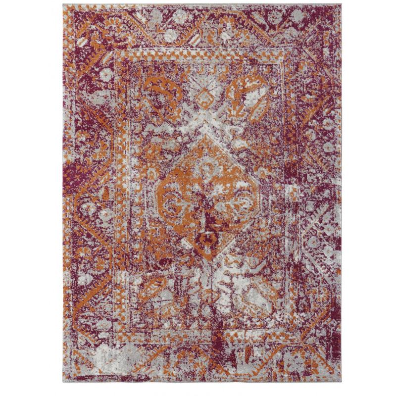 Kusový koberec Lugar 104087 Raspberry Red