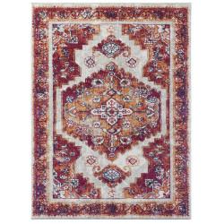 Kusový koberec Lugar 104085 Raspberry Red