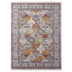 Kusový koberec Lugar 104083 Cream/White/Gold