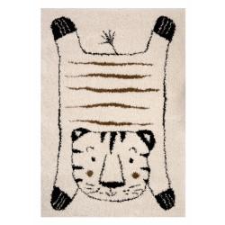 Kusový koberec Vini 104172 Creme/Black/Brown