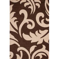 Kusový koberec Havanna Carving HAV 415 mocca