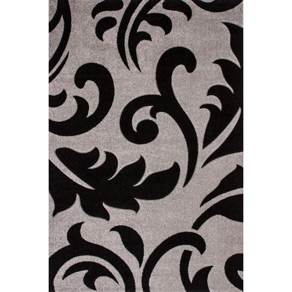 Kusový koberec Havanna Carving HAV 415 silver