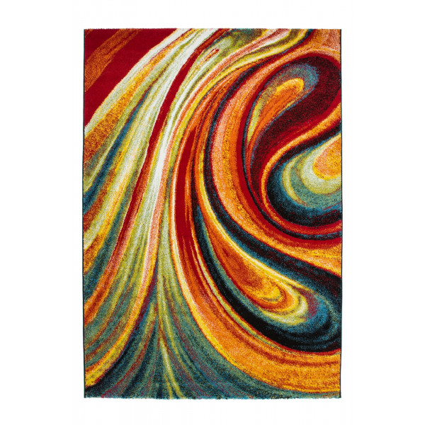 Lalee koberce Kusový koberec Esprit 304 rainbow, kusových koberců 80x150 cm% - Vrácení do 1 roku ZDARMA vč. dopravy
