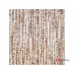 Metrážový koberec Alaska New 900 šedobéžová
