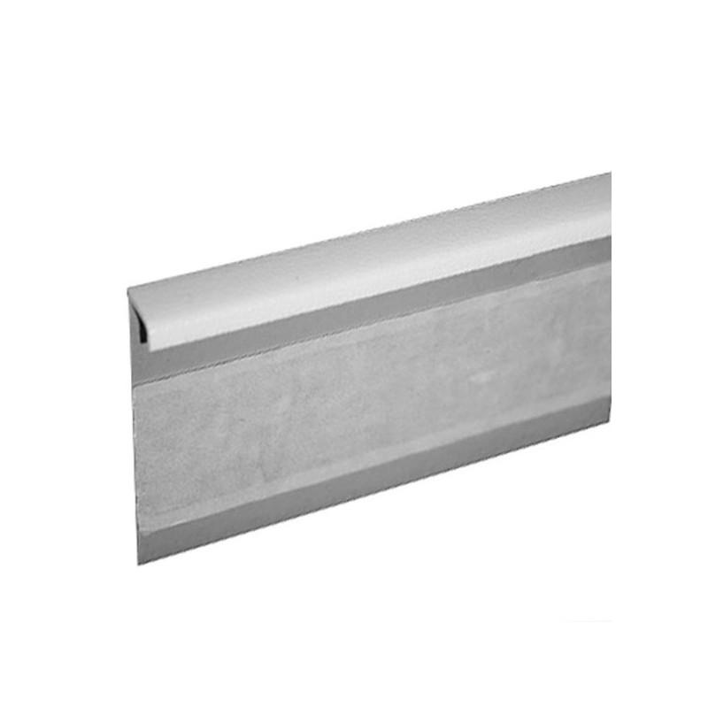 Lišta TL55 117 bílá 125 cm