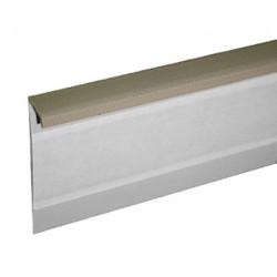 Kobercová (soklová) lišta TL55 214 béžová 250 cm