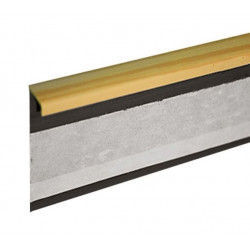 Kobercová (soklová) lišta TL55 83 borovice 250 cm
