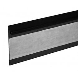 Kobercová (soklová) lišta TL55 110 černá 250 cm