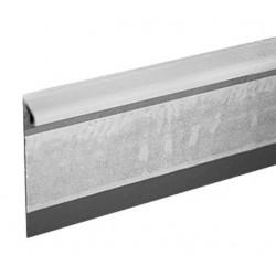 Kobercová (soklová) lišta TL55 138 světle šedá 250 cm