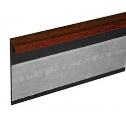 Kobercová (soklová) lišta TL55 54 mahagon 250 cm
