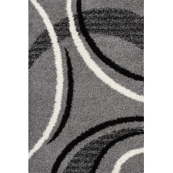 Kusový koberec Joy JOY 104 silver