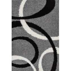 Kusový koberec Joy JOY 119 silver