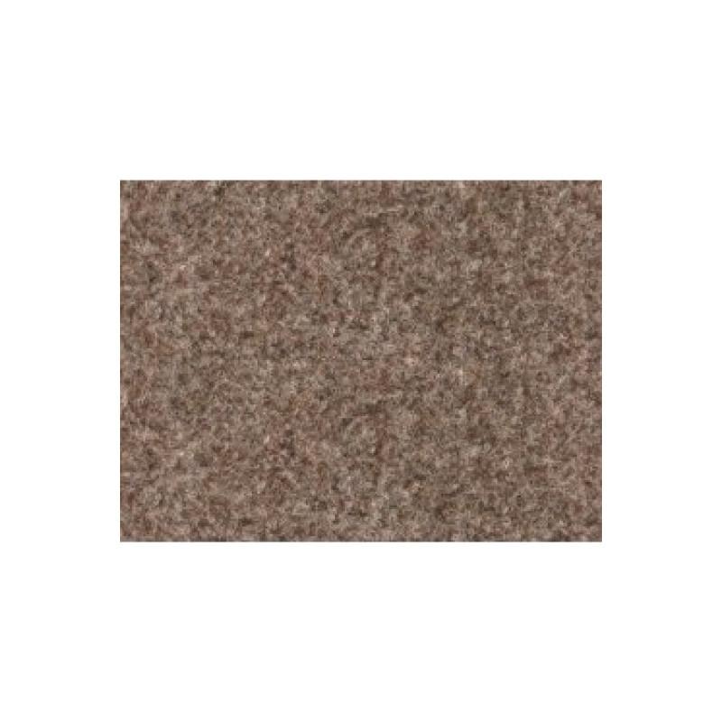 Metrážový koberec Santana 61 šedobéžová s podkladem resine