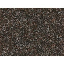 Metrážový koberec Santana 80 hnědá s podkladem resine