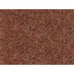 Metrážový koberec Santana 86 červenohnědá s podkladem resine