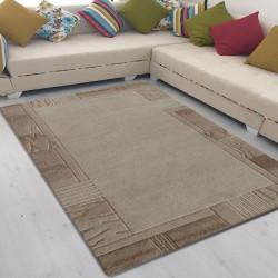 Ručně vázaný kusový koberec Goa 950 Beige