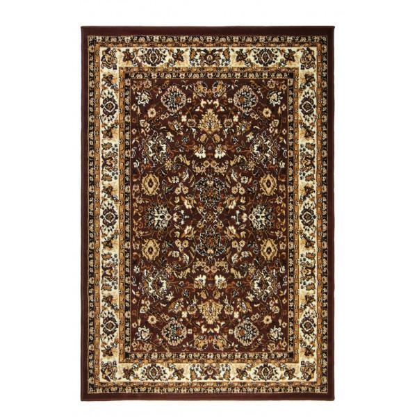 Sofiteks koberce Kusový koberec TEHERAN 117/brown, koberců 130x200 cm Hnědá - Vrácení do 1 roku ZDARMA