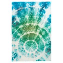 Kusový koberec Batik 155 ocean