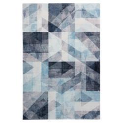 Kusový koberec Delta 315 blue